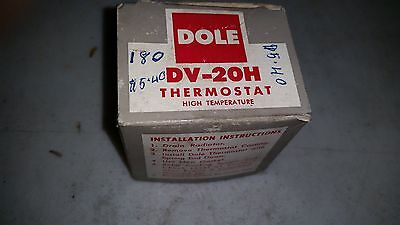 Dole Thermostat DV-20H  New Old Stock