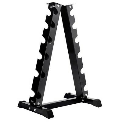 Vertical Dumbbell Storage Rack 6 Pairs