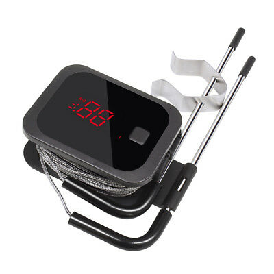 cooking digital thermometer Bluetooth wireless kitchen food bbq cook oven CA