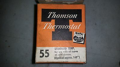 Thomson Thermostat 55 New Old Stock