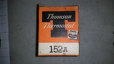 Thomson Thermostat 152A New Old Stock