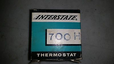 Interstate Thermostat 700H New Old Stock