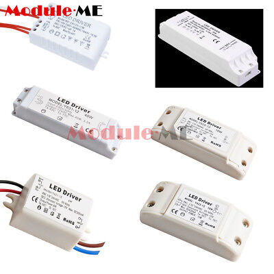 6W/10W/12W/18W/30W/40W DC 12V LED Driver Transformer For MR16/MR11 LED Light MO