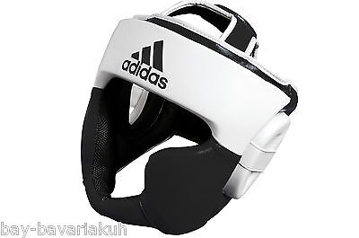 ADIDAS Response PU Leather GEL Head protection Head guards Martial arts