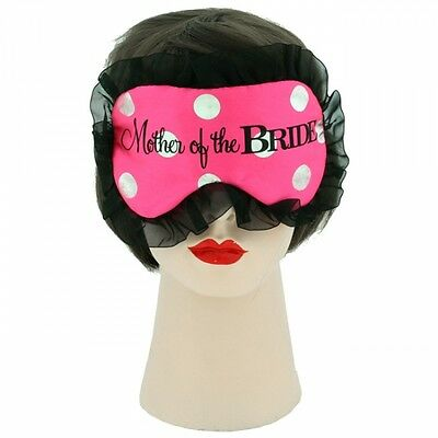 * New * Fun Eyemask- Perfect For Hen Nights Or Wedding- Mother Of The Bride