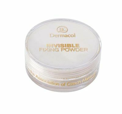 Dermacol Invisible Fixing Mattierender Loser Puder Light Natural