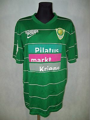 SC Kriens 2010 2011 L Nike #24 Tadic Home Shirt jersey rare TOP CONDITION