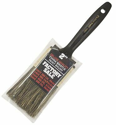 Wooster Brush Z1101-2 Factory Sale Gray Bristle Paintbrush, 2-Inch