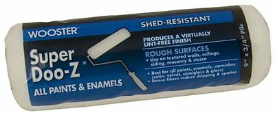 Wooster Brush R203-9 Super Doo-Z Roller Cover 3/4-Inch Nap, 9-Inch