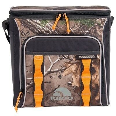 Igloo Realtree HLC 12 Soft Cooler, Realtree Camo, 12 Can