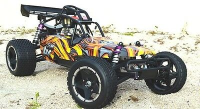 AoWei 15th Scale 26cc Yama Petrol RC Buggy 2.4Ghz