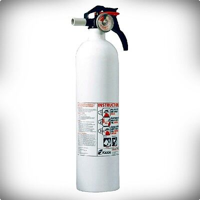 4 Lb. Kidde Auto-Marine Fire Extinguisher 10-B:c Dry Chemical Uscg Dot Approve