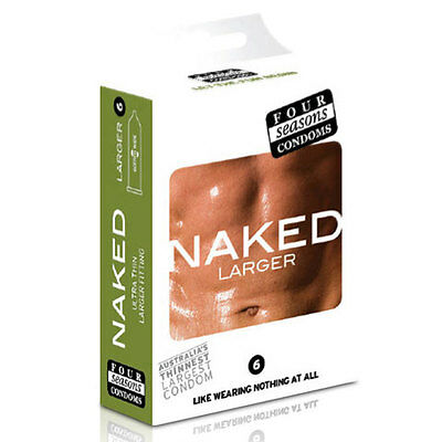 Four Seasons Naked Larger 6 Pack