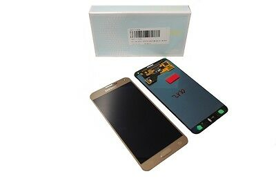 Original Samsung G903 F Galaxy S5 Neo LCD Touchscreen Display Glas Front gold