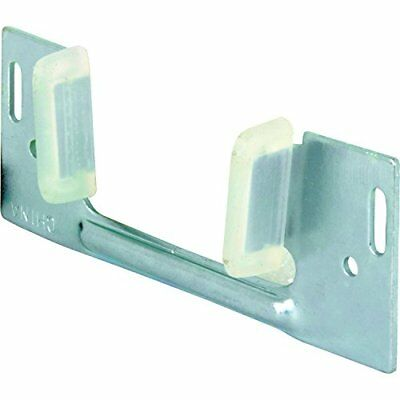 Prime-Line Products N 6566 1-3/8 in. Pocket Door Guide, Steel Bracket Nylon Tips