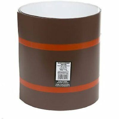 AMERIMAX HOME PRODUCTS 69414 14x10 Trim Coil, White/Brown