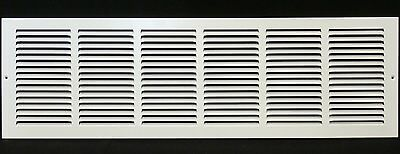 TruAire 36 in. x 10 in. Steel Return Air Grille
