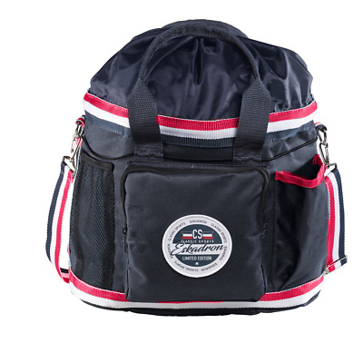 Eskadron Classic Sports Accessorie/Grooming Bag - Navy Blue