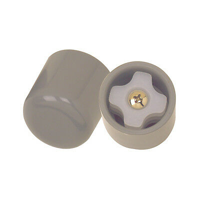 Drive Medical 10107 Walker Glide Caps, 1 Pair