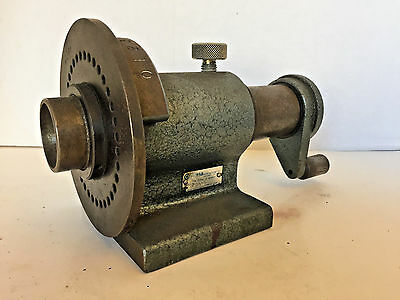 Yuasa 5C Collet Indexing Spin Fixture Jig Machinist Drill Mill Lathe Late Model