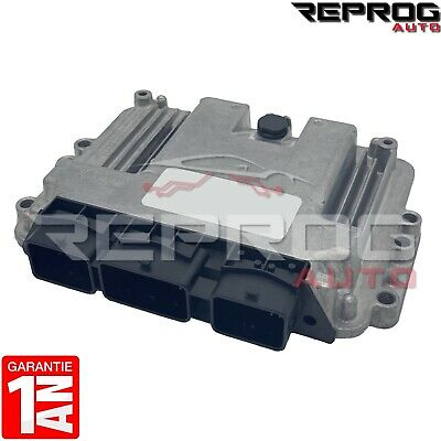 Calculateur Vierge Renault Trafic 1.9 Dci 0281011529 8200546983 Hom8200051608