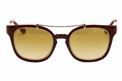 68e59657a7d7 NWT Tory Burch Sunglasses TY 9038 1400/6G Cabernet Gold /Mirror Gold 51mm  14006G