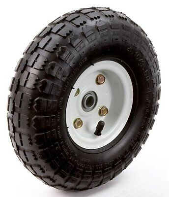 """Farm&Ranch FR1055 10"""" Pneumatic Replacement Turf Tire for Hand Trucks&Lawn Carts"""