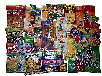 42 pcs Thai Variety Box Set Shewy Candy / Gum / Sweets / Snacks / Gift
