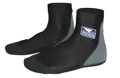 Bad Boy MMA BJJ Grappling Socken, Neopren Kampfsport Socken Grip-Socken MMA