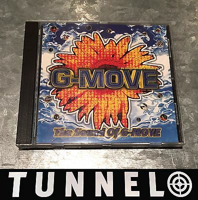 G-Move Cd Compiler • The Sound Of G-Move