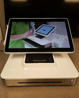 Elo Touch Solutions PayPoint All-In-One POS System ESY13P1