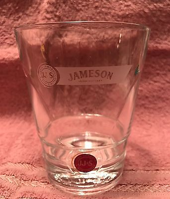 John Jameson & Son Irish Whiskey Glass