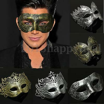 Mutil Men's Masquerade Mask Ball Masks Stag Party Fancy Dress Venetian Eye Face