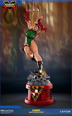 Pop Culture Shock Street Fighter V Statue 1/4 Cammy - Vorbestellung - Pre-order