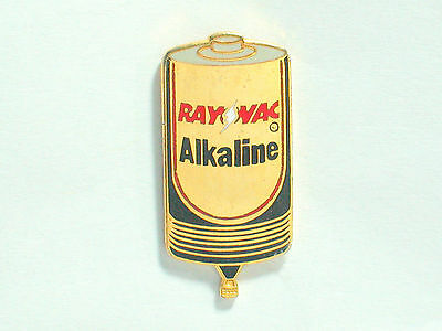 RayVac Alkaline Battery Hot Air Balloon Pin , Limited Edition #1 of 1000