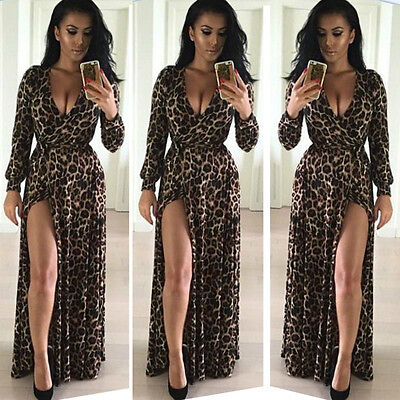 US Sexy Womens Bandage Bodycon Sleeveless Evening Party Cocktail Long Maxi Dress
