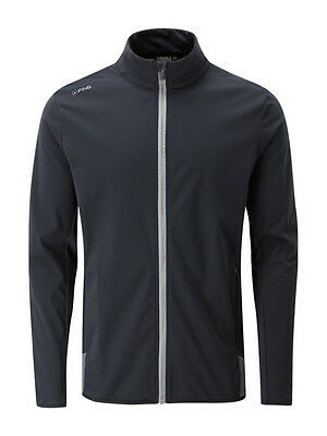 Ping Remus Soft Shell Jacket - Black/Asphalt