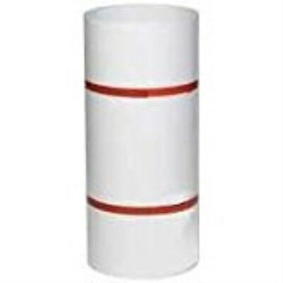 "Amerimax Home Products6912458PVC Coated Aluminum Trim Coil,24""/50', Bright White"