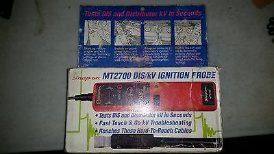 SNAP ON MT2700 DIS/KV Igntion Probe Included Case