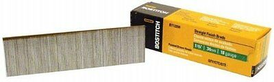 BOSTITCH BT1335B 1-3/8-Inch 18 Gauge Brad Nails (3,000 per Box)