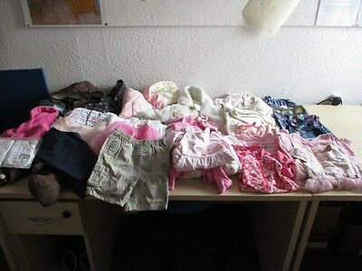 25+ Children's Clothes Job Lot / Bundle - Mainly Baby / Toddler - Good Condition
