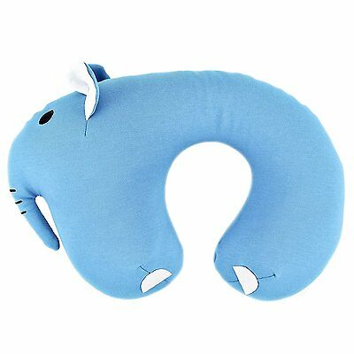 MoomooBaby Kids Neck Support Pillow - Toddler Car Seat Pillow, Baby Head Child