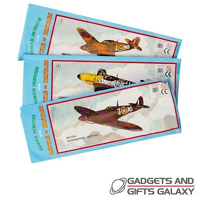 BRITISH ENGLISH WORLD WAR 2 AIR PLANE GLIDER PLANE POCKET MONEY Gift games & gad