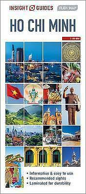 Insight Guides: Flexi Map Ho Chi Minh (Insight Flexi Maps), Guides, Insight, New