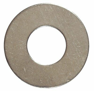 The Hillman Group 43761 1-Inch Flat Washer, Stainless Steel, 6-Pack