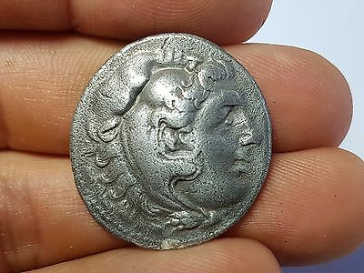 "Kings of Macedon Alexander III ""the Great"" (336-323 BC) AR  Tetradrachma"