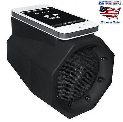 BoomTouch Wireless Boom Touch Portable Speaker Boom Box As Seen On TV! Black