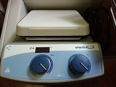 VWR VMS-C7 S1 Stirring Hot Plate