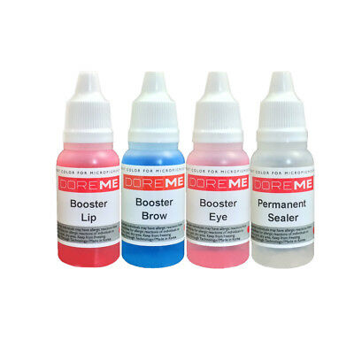 CHOOSE 8 Permanent Makeup Microblading Pigment SETS Microblade Ink Color