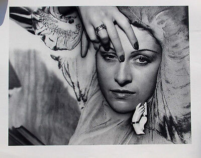 MAN RAY•DORA MAAR 1936•Picasso MUSE & LOVER Photography DaDA Poster 24x32